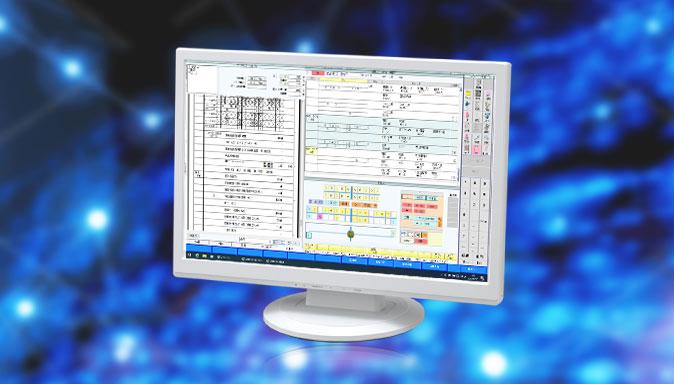 電子カルテシステム:イメージ