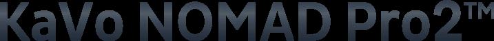 ハンドヘルド型コードレスX線システム:KaVo NOMAD Pro2-ノーマッドプロ2-