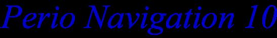 歯周病関連検査データ管理ソフトウェア:perio-navigation10-ペリオナビゲーション テン-